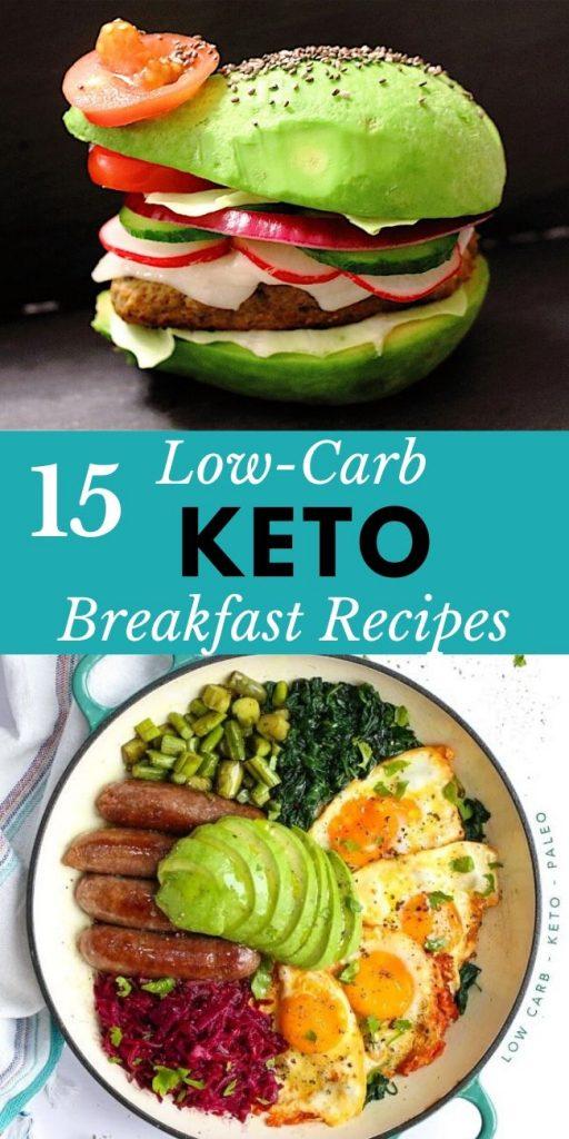 15 low-carb Keto Breakfast recipes