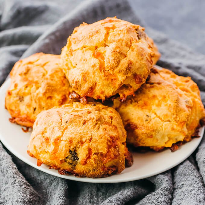 keto savory biscuits