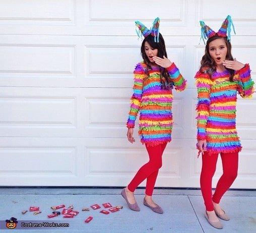 pinatas halloween costumes