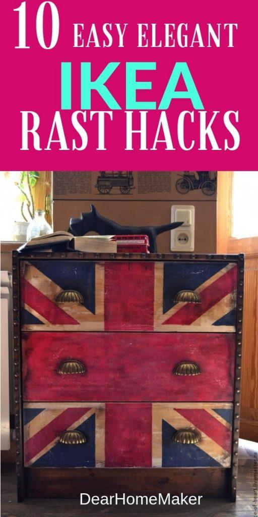 10 Ikea Rast Hacks