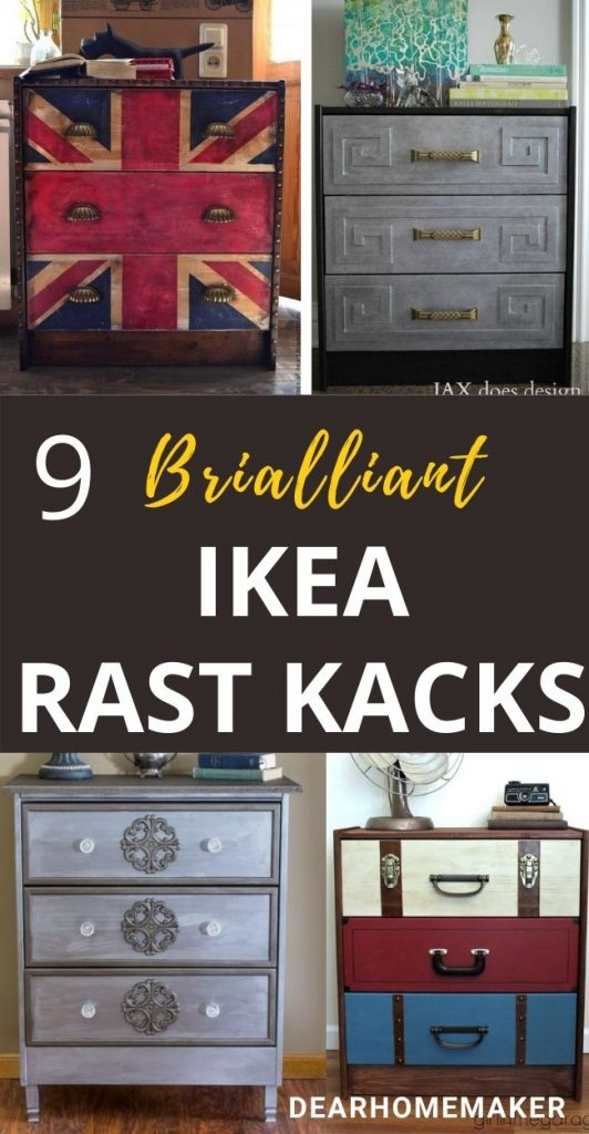 9 Best IKEA Rast Hacks