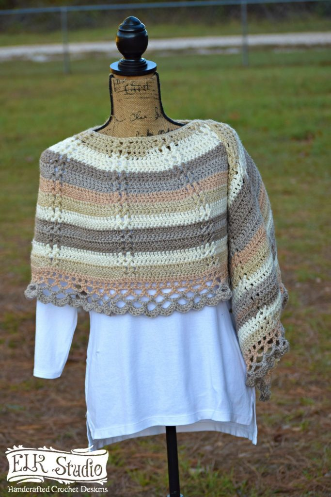 Free Crochet Shawl