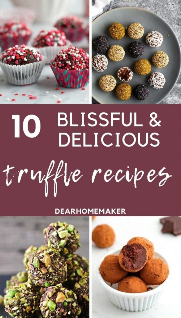 10 blissful Truffle recipes