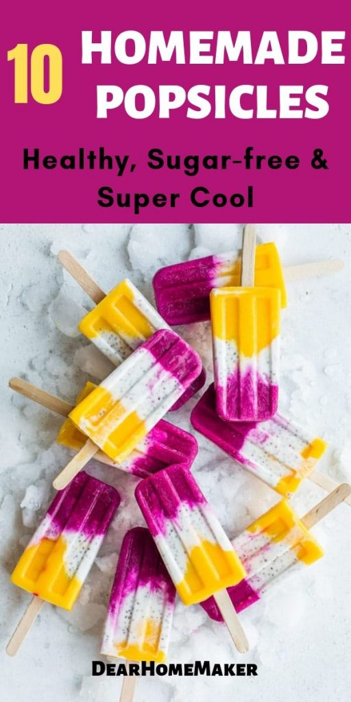 yummy popsicles recipes