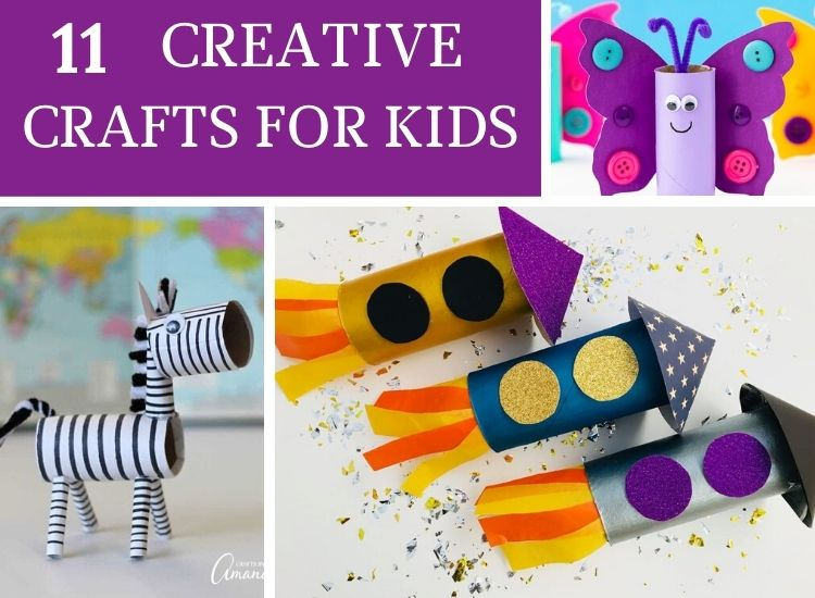 11 Toilet paper roll crafts