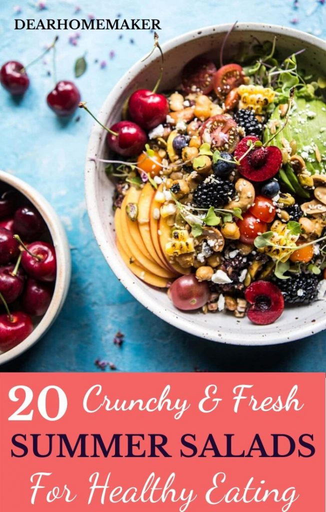 20 Salads recipes