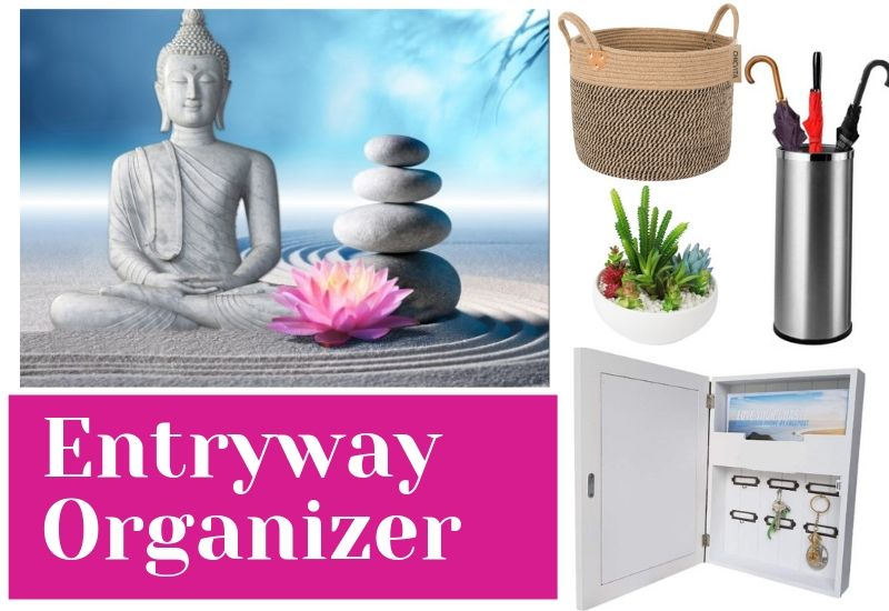 organize your entryway