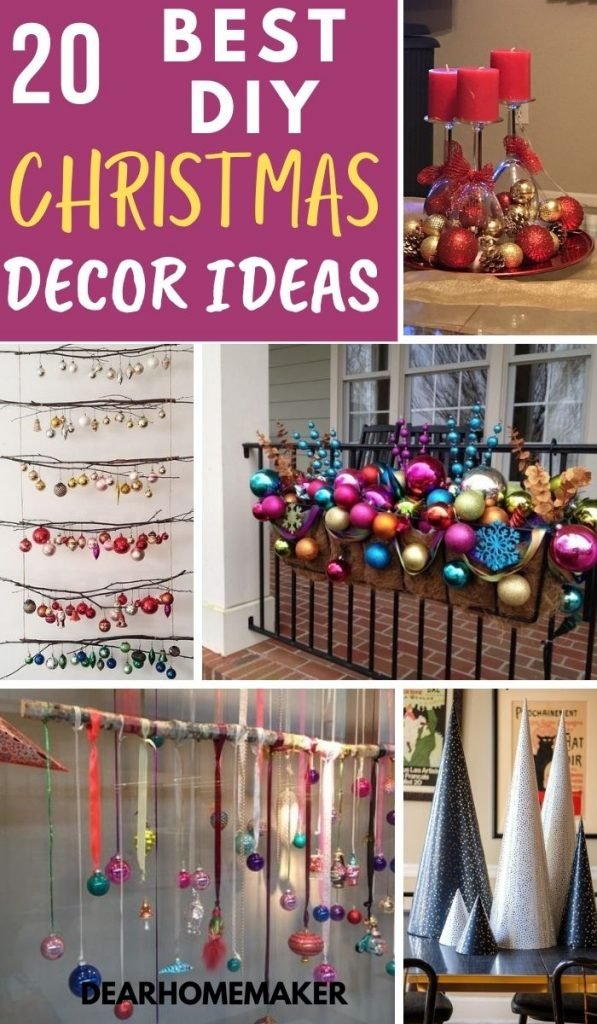 20 Best Christmas decor ideas