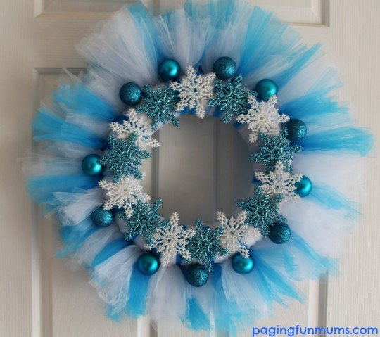 Frozen-Tutu-Wreath
