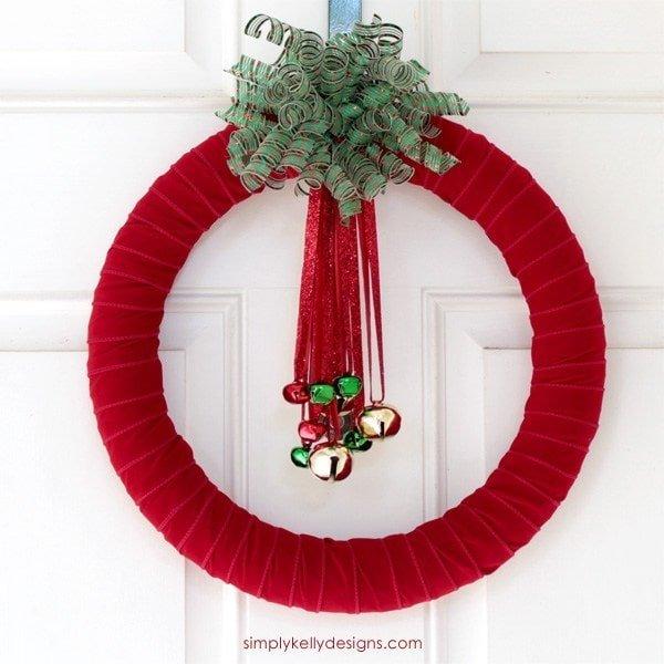 JingleBellWreath