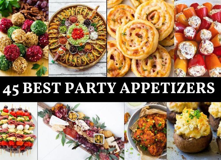 Best Party Appetizer Ideas