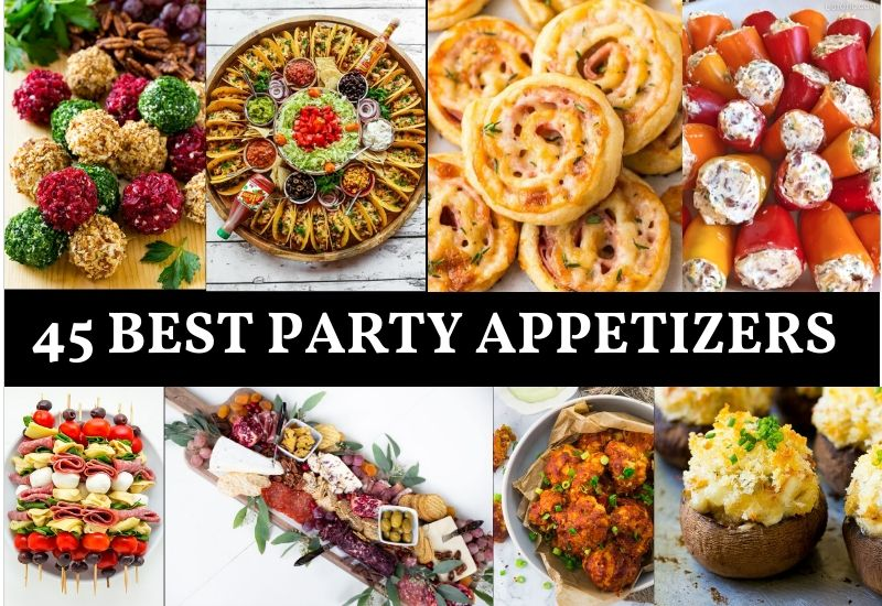 Best Party Appetizer Ideas