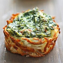 spinach-goat-cheese-hash-brown