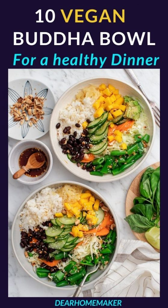 10 Best Vegan Buddha Bowl Recipes