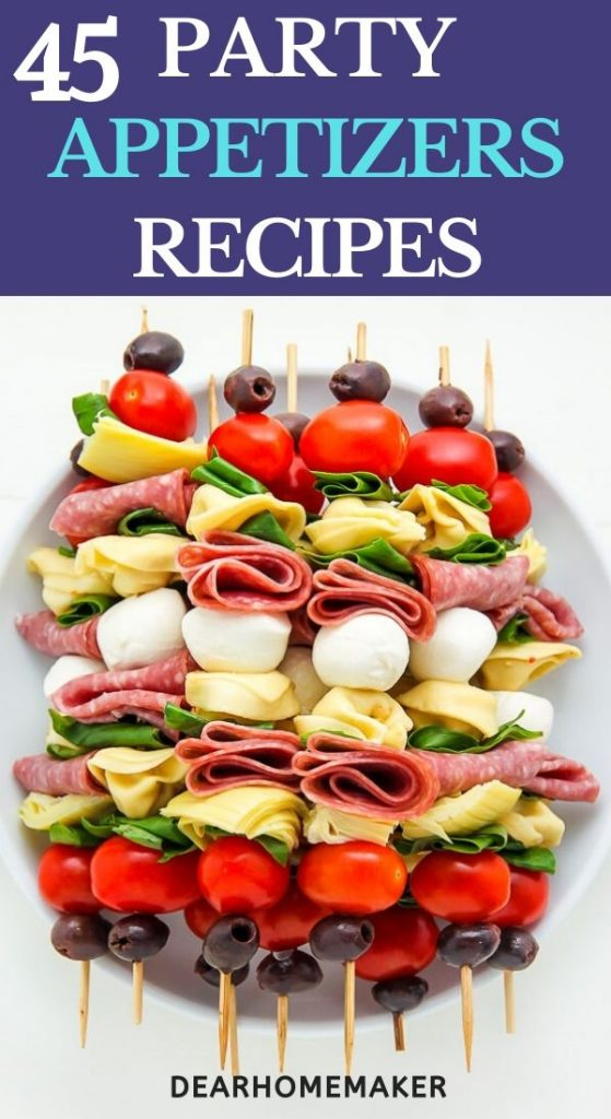 45 party food Ideas