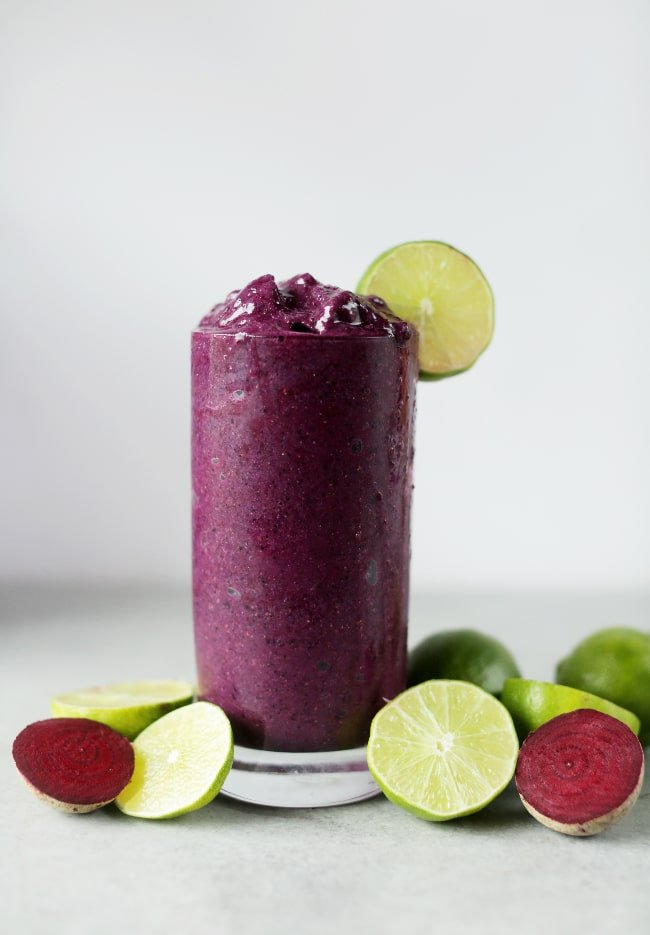 Cold Beetroot smoothie