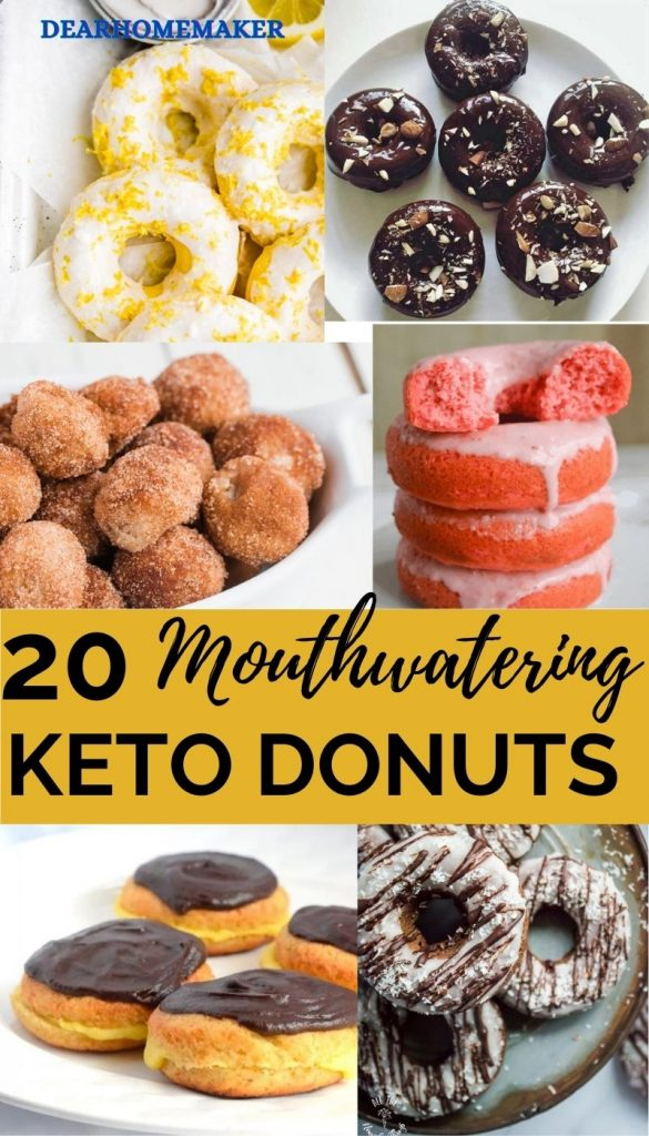 20 Best Keto Donuts