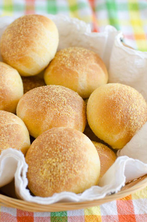 Cornbread rolls