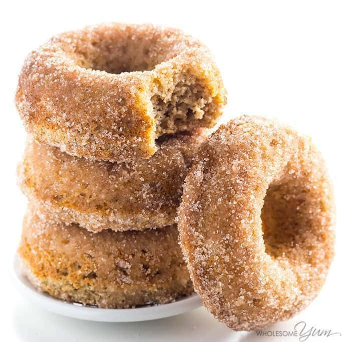 Keto donuts recipe