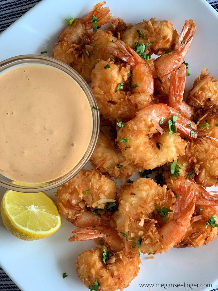 Keto Coconut Shrimp recipes