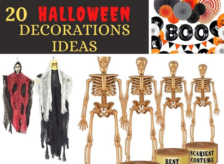 20 Halloween Decor