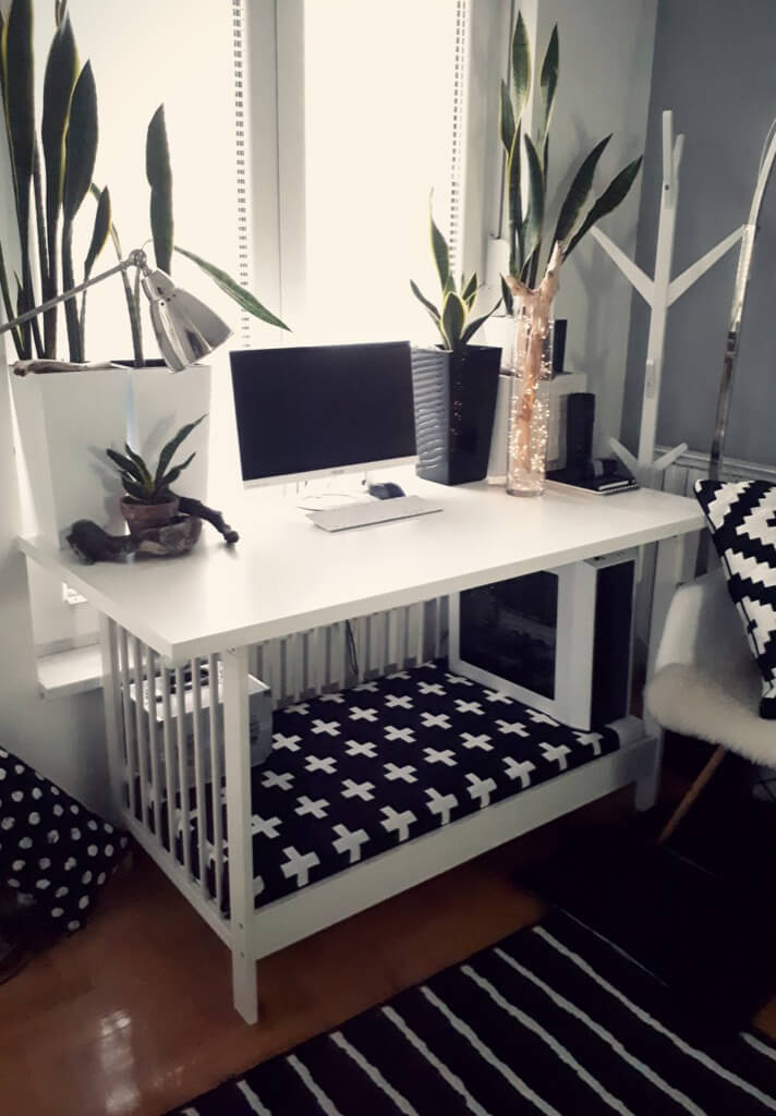 IKEA Cot Work Desk