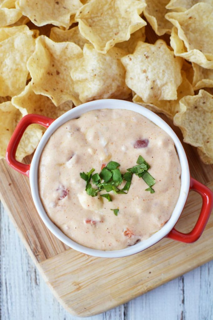 Keto Queso Dip Recipe