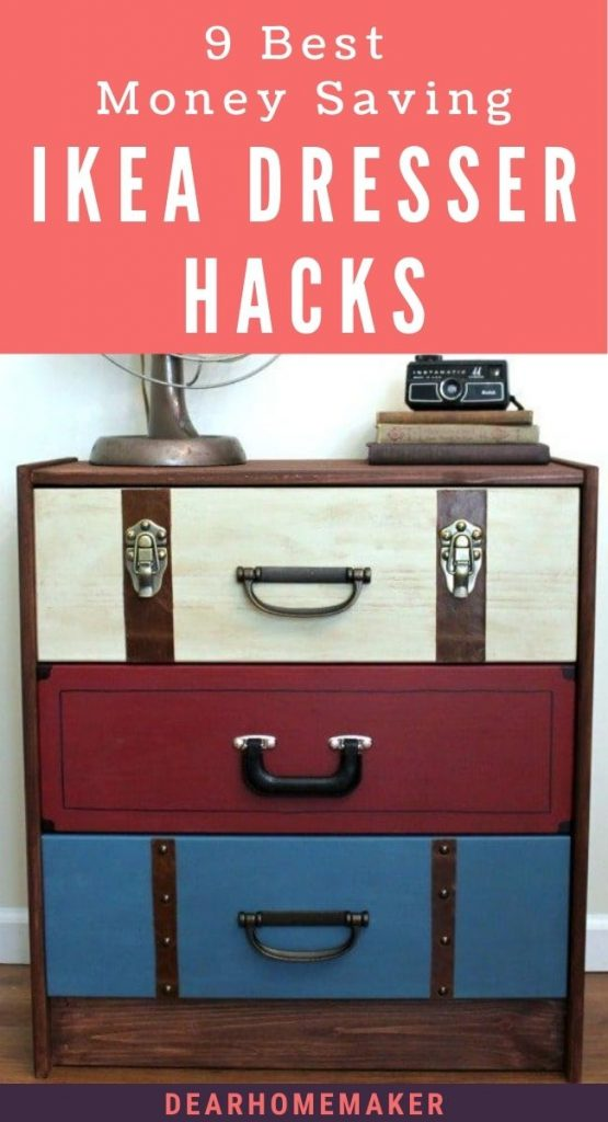 9 DIY Ikea Rast Hacks