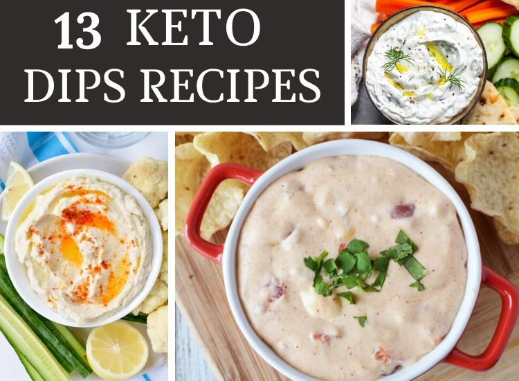 Keto Dips Recipes