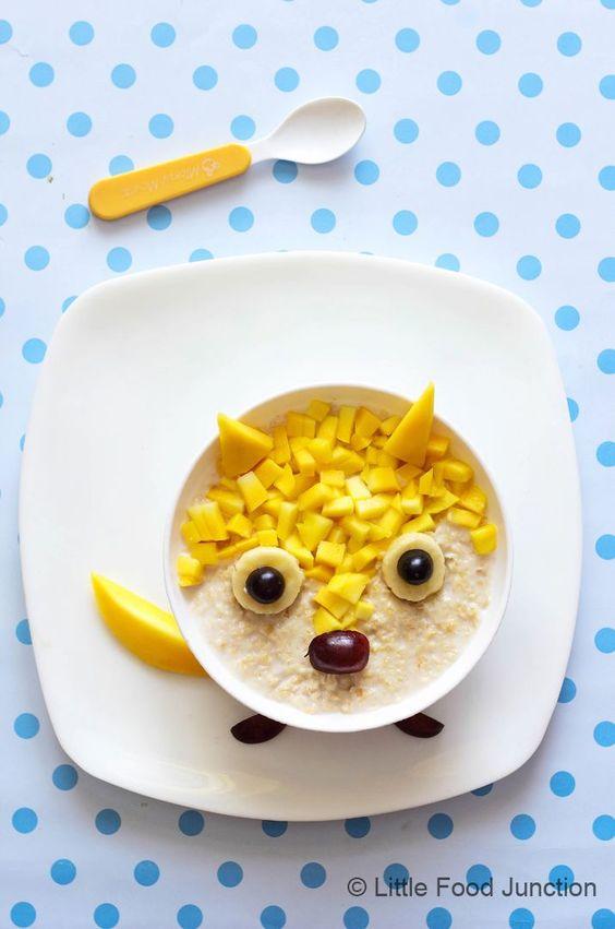 Mango Porridge
