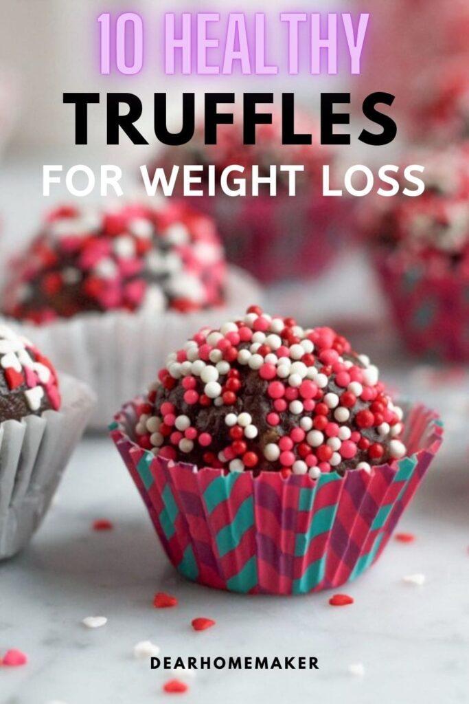 10 Healthy Easy Truffle Recipes