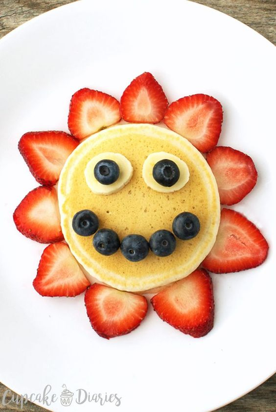 sunshine Breakfast for kids