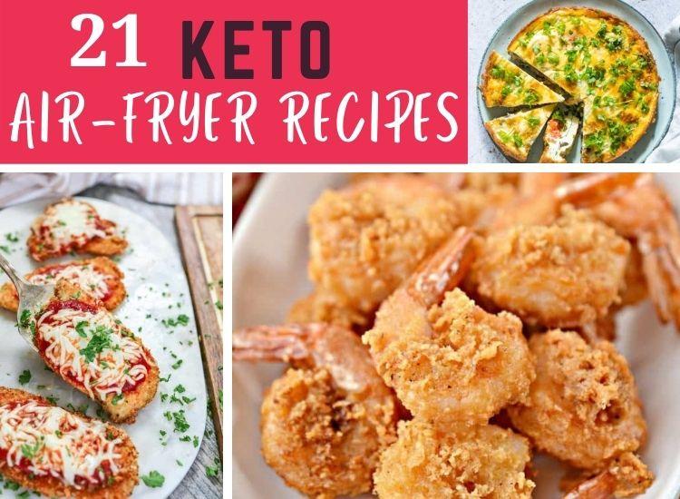Air Fryer Keto Recipes