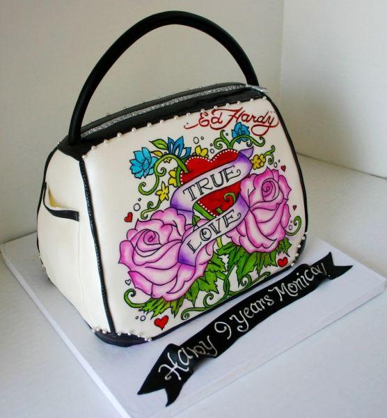 Extraordinary Bag Cake