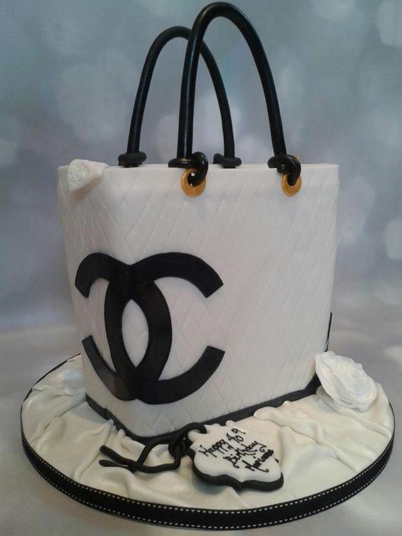 Handbag Cake design