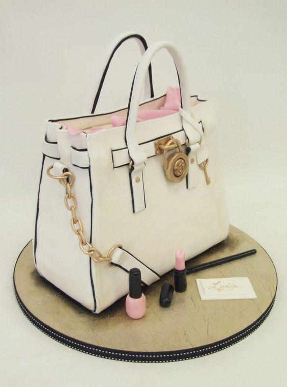 Michael Kors Bag Cake