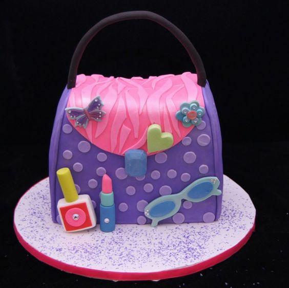 sunny Bag cake